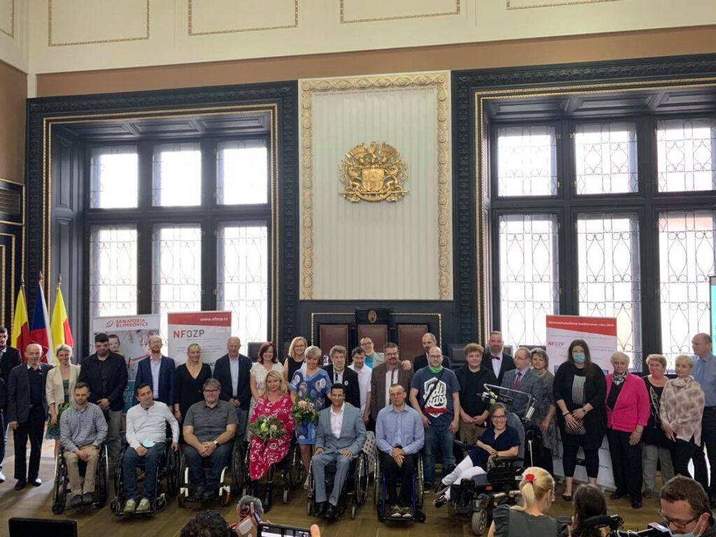 Zdravotně postižený zaměstnanec roku 2019