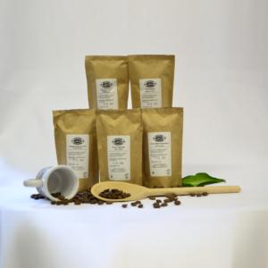 Nevšední dárky - Kávová ochutnávka menší