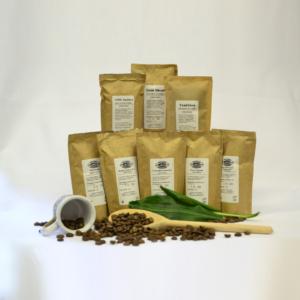Nevšední dárky - Kávová ochutnávka větší