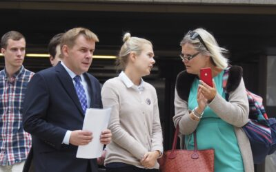 Nicole: V advokátní kanceláři bez předsudků