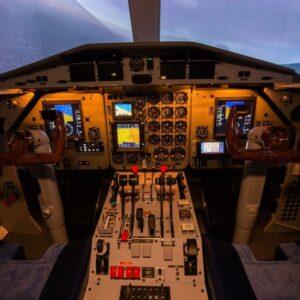 Zážitek - Let v simulátoru L410