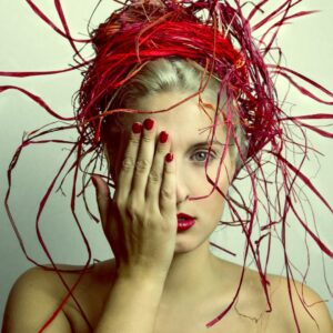 Zážitek - Pírko do vlasů