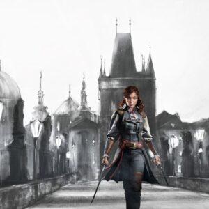 Zážitek - Venkovní únikovka – Assassin's girl